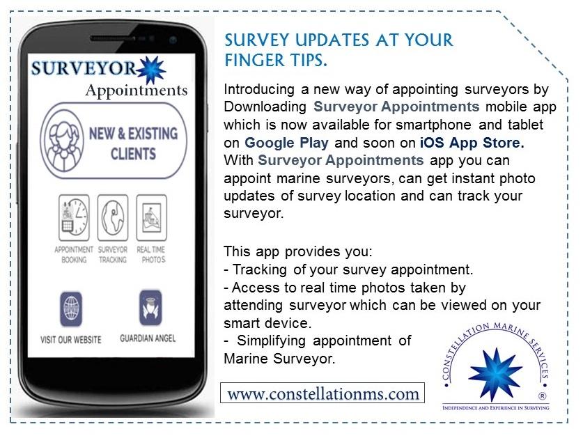 surveyor appointments